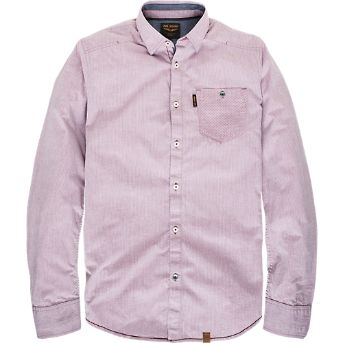 CHAMBREY LONG SLEEVE SHIRT