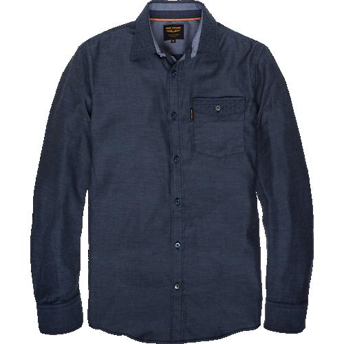 Melange Long Sleeve Shirt