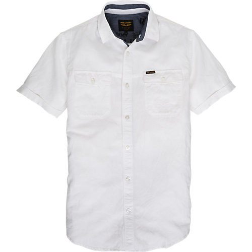 LINEN SHORTSLEEVE SHIRT