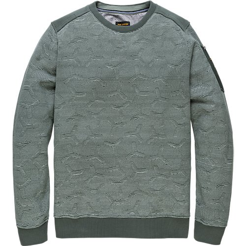 TERRY SWEATER