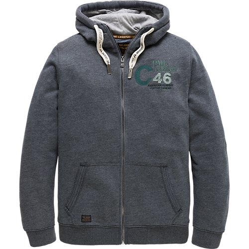 HOODED JACKET FLEECE SWEATER