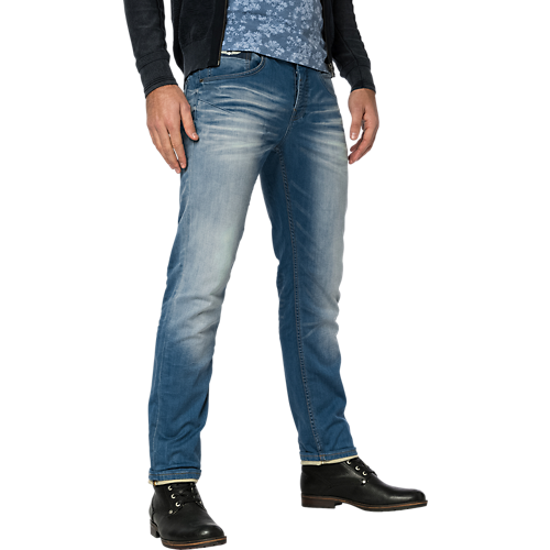 SKYHAWK SWEAT DENIM JEANS