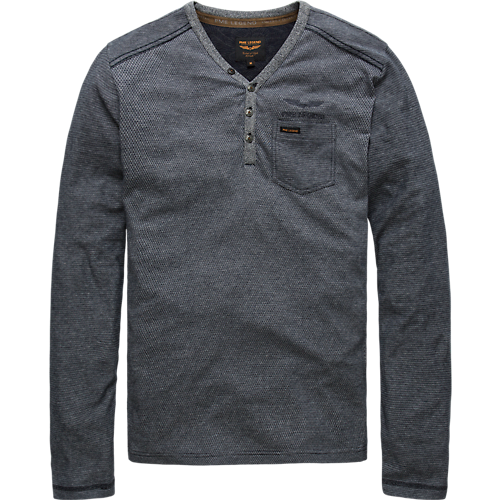 GRANDAD LONG SLEEVE SHIRT