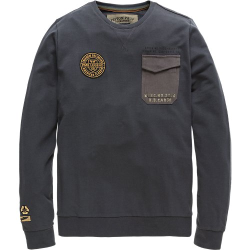 TERRY LONGSLEEVE SHIRT