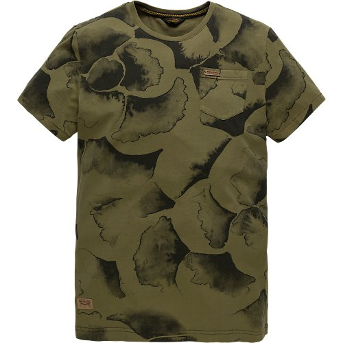 ALLOVER PRINTED T-SHIRT