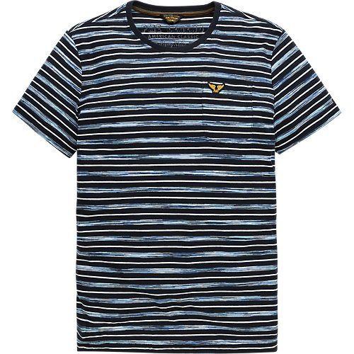 JERSEY STRIPED T-SHIRT