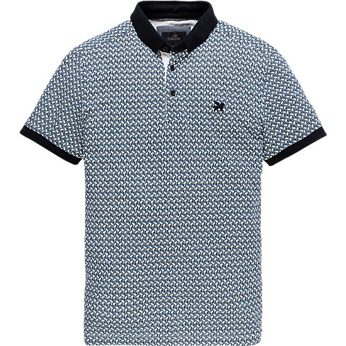 Tire Track Polo Shirt
