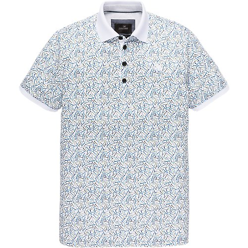 Wrench short sleeve polo