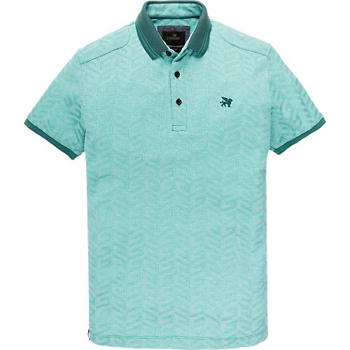 Tiretrack short sleeve polo
