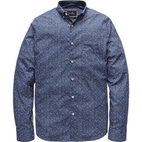 Poplin Print Overhemd