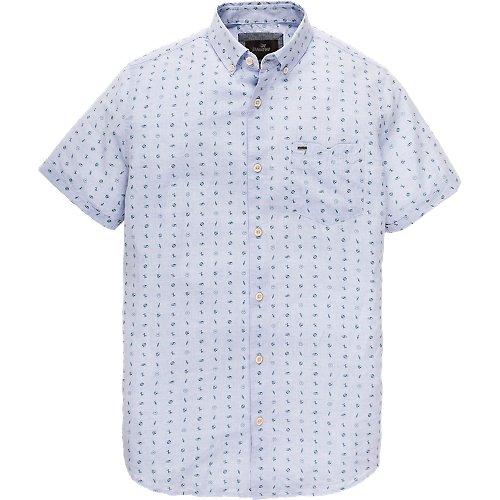Short sleeve overhemd