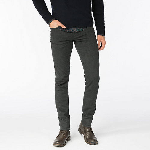 V7 SLIM BRUSHED JEANS