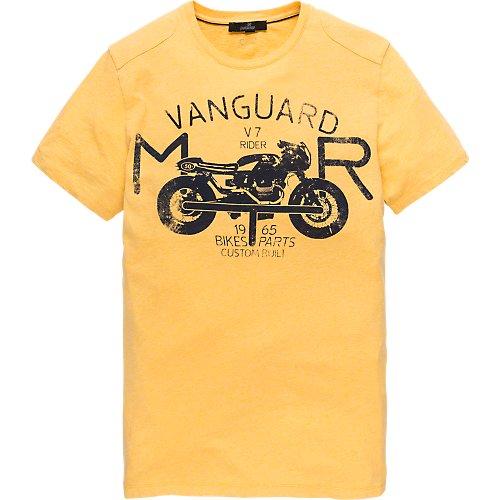 Short sleeve artwork T-shirt