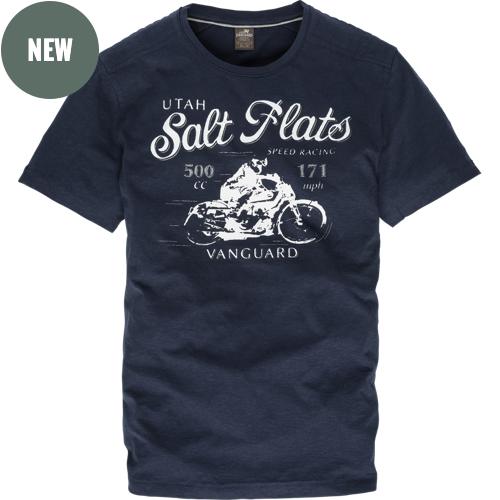 SALT FLATS T-SHIRT