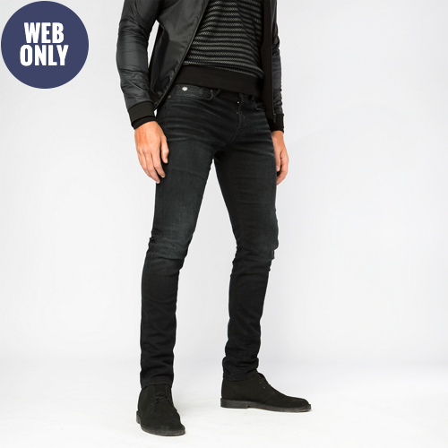 SOFT ROCK BLACK COPE JEANS