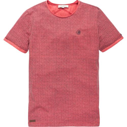 Multicolor Melange Jersey T-shirt
