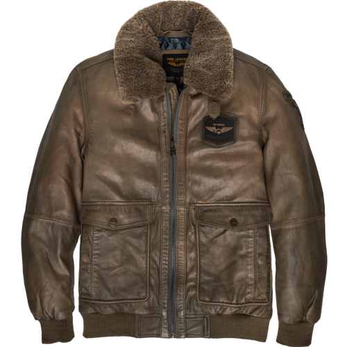 Greenville Bomber Jacket